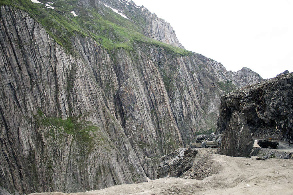 Kašmír hory 5