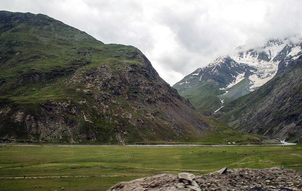 Kašmír hory 2