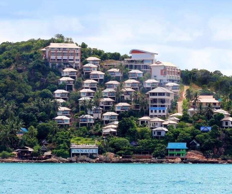 Pinnacle Koh Tao Resort 3*