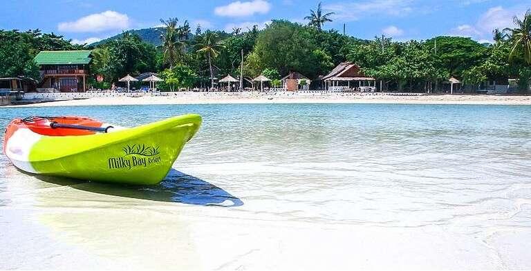 Milky Bay Resort 3*