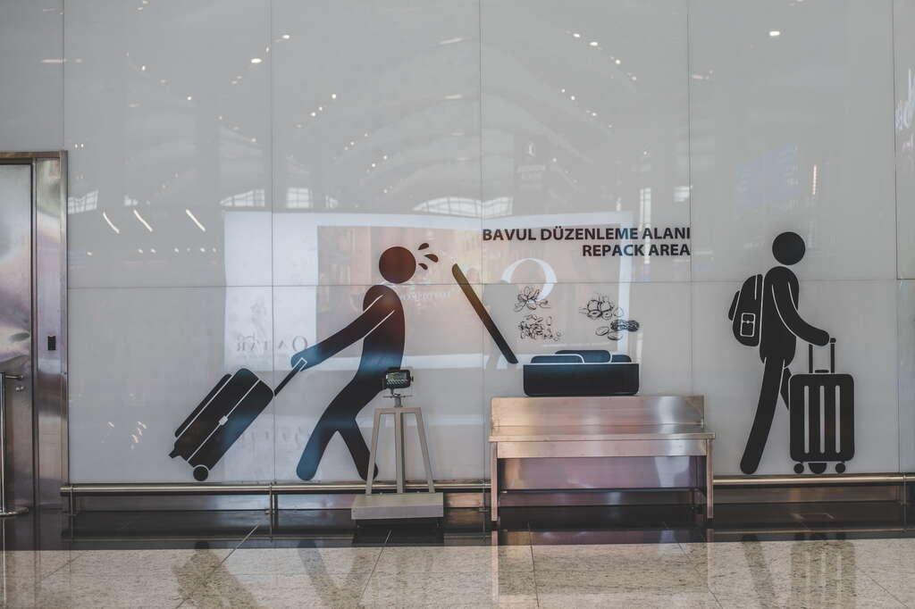 Istanbulské letiště 5
