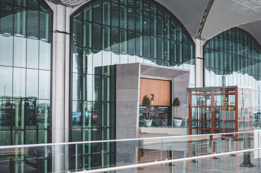 Istanbulské letiště 4