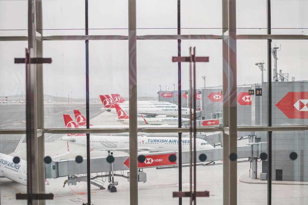 Istanbulské letiště 6